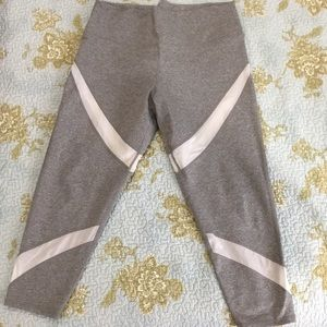 High waisted aerie 3/4 legging